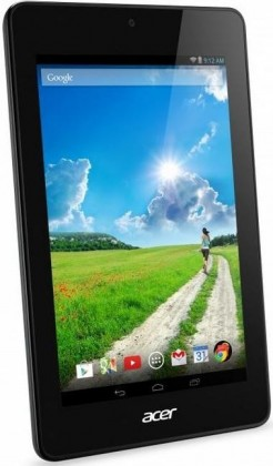 Android Acer Iconia One 7 (NT.L4CEE.002) čierny
