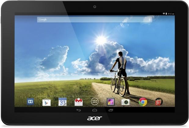 Android Acer Iconia Tab 10 32GB Aluminium Black (NT.L5CEE.002)