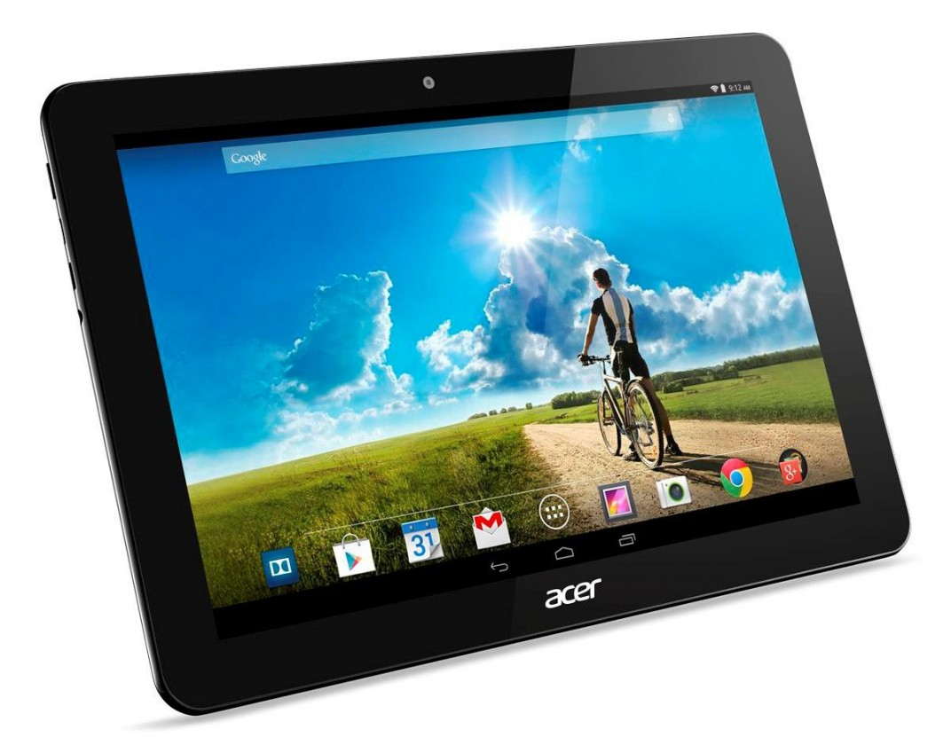 Android Acer Iconia Tab 10 (A3-A20-K7PL) čierny
