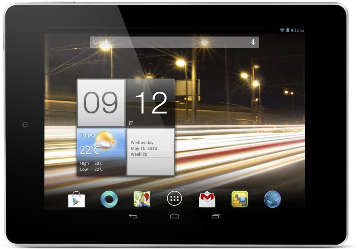 Android Acer Iconia Tab A1-810 (NT.L2MEE.002) zlatý