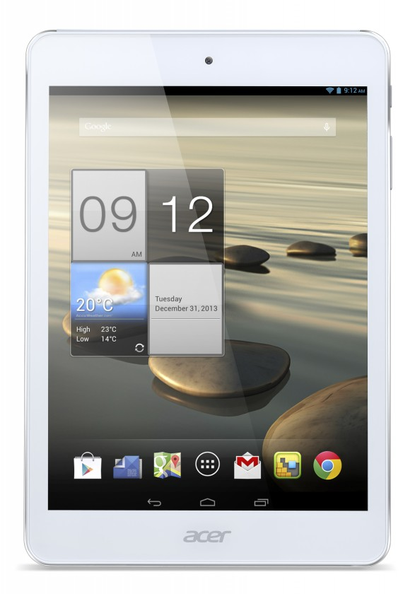 Android Acer Iconia Tab A1-830 (NT.L3WEE.004) strieborný