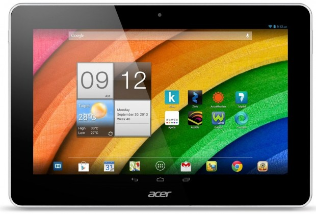 Android Acer Iconia Tab A3-A10 (NT.L29EE.005) biely