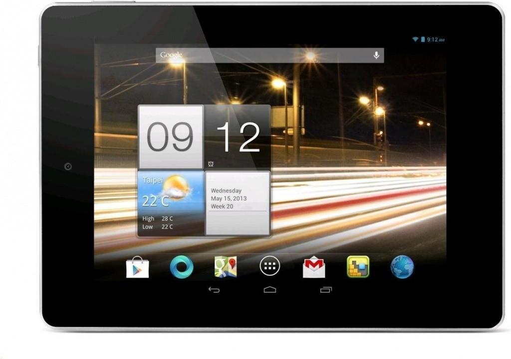 Android Acer Iconia Tab (NT.L2REE.001) strieborný