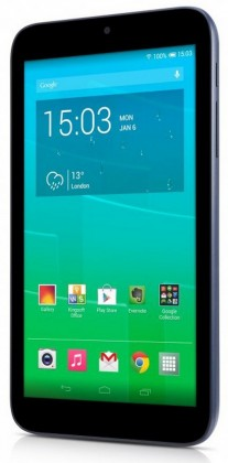 Android ALCATEL ONETOUCH PIXI 7 (I213) čierny