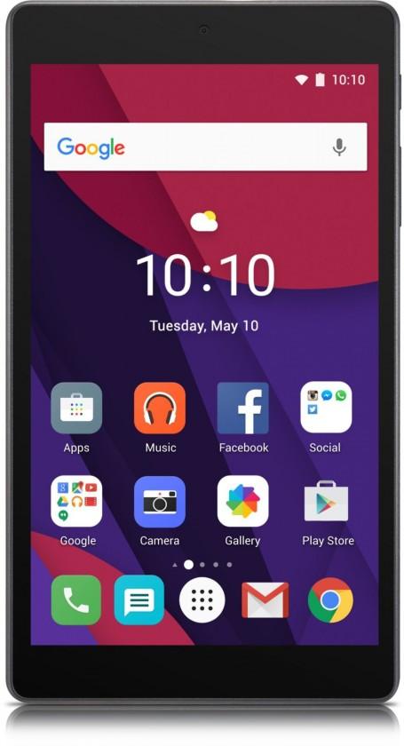 Android Alcatel PIXI 4 (7) 8063-3CALCZ1, sivá