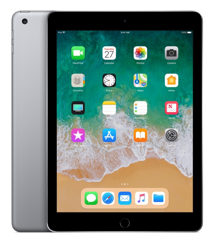 Android Apple iPad Wi-Fi 32GB, Space Grey 2018  MR7F2FD/A