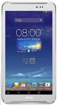 Android ASUS Fonepad Note 6 (ME560CG-1A025A) biely