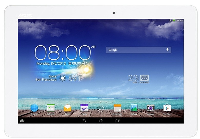 Android ASUS MeMO Pad 10 (ME102A-1A019A) biely
