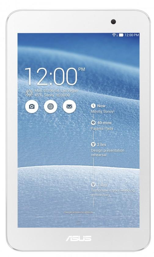 Android ASUS MeMO Pad 7 (ME176CX-1B045A) biely
