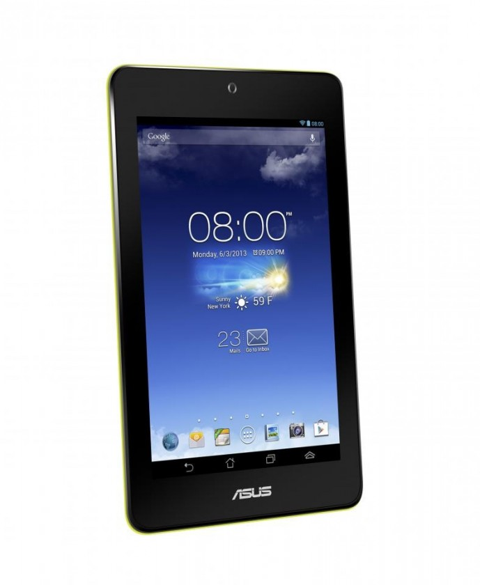 Android ASUS MeMO Pad HD 7 (ME173X-1F011A) zelený