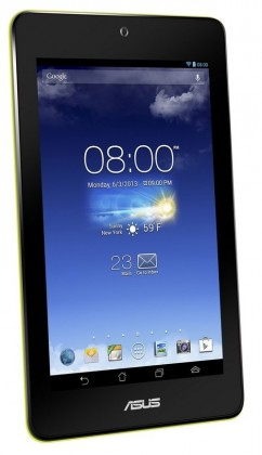 Android ASUS MeMO Pad HD 7 (ME173X-1F066A) zelený