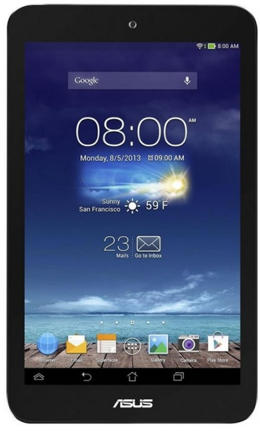 Android ASUS MeMO Pad HD 8 (ME180A-1B007A) šedý