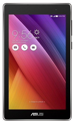 Android ASUS ZenPad Z170C-1A030A, čierna