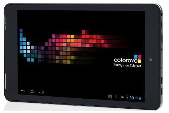 Android Colorovo CityTab Vision 7 (CVT-CTV-7-HDMI-WLAN) čierny