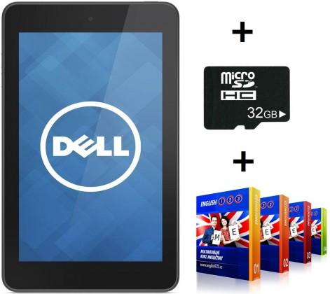 Android Dell Venue 7 (VENUE-7) čierny