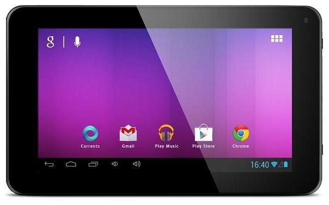 Android EVOLVEO XtraTab 7 QC (XTB-7QC) černý ROZBALENO