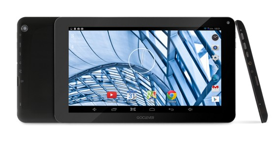 Android GOCLEVER TAB Quantum 900 + keyboard