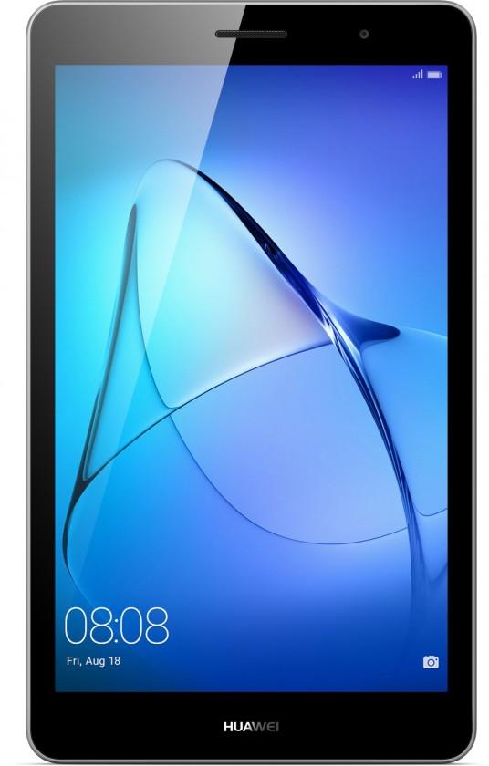 Android Huawei Mediapad T3 8 - 16GB, šedá TA-T380W16TOM