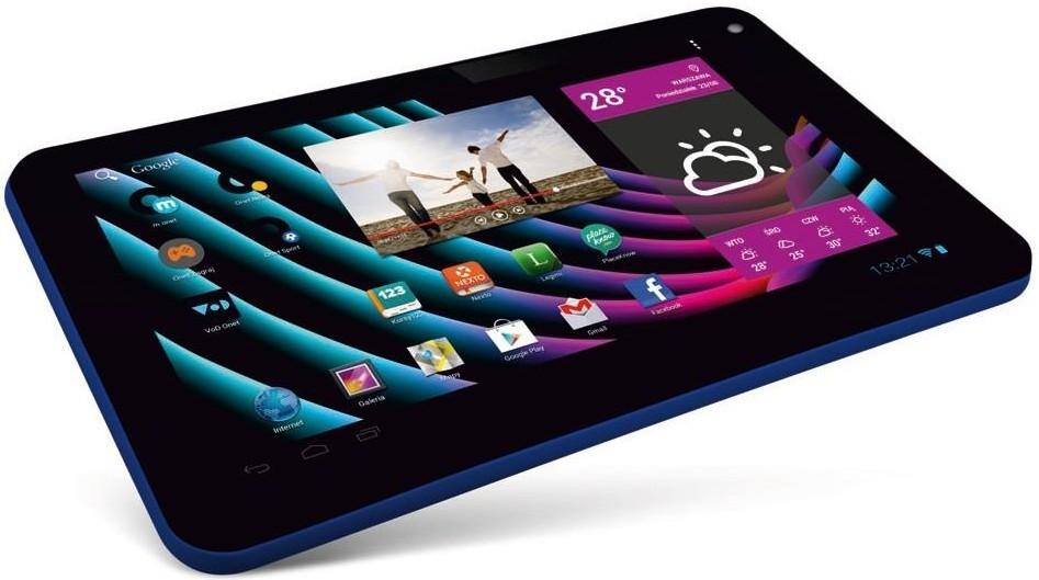 Android Lark FreeMe X2 9 Blue ROZBALENO