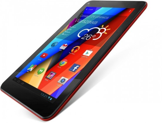 Android Lark FreeMe X4 7 Red