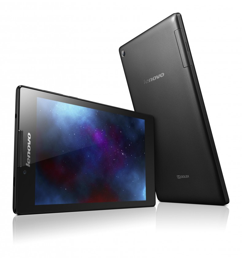 Android Lenovo IdeaPad Tablet 2 A7-30 3G Ebony Black (59444589)