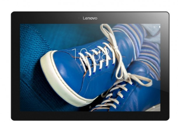 Android Lenovo IdeaTab A10 ZA1U0015CZ, čierna
