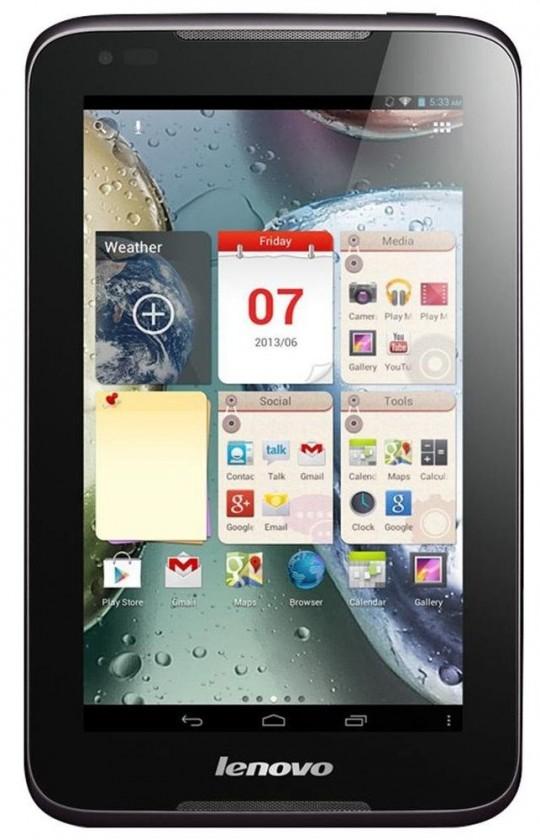 Android Lenovo IdeaTab A1000 (59-383590) čierny