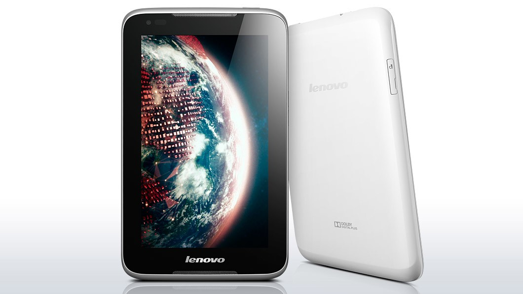 Android Lenovo IdeaTab A1000 (59-383591) biely