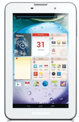 Android Lenovo IdeaTab A3000 (59-382573) biely