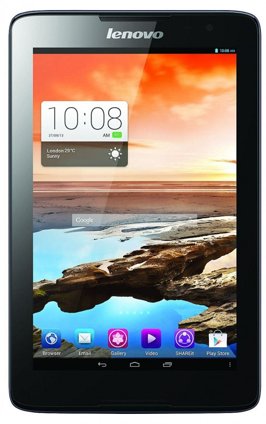Android Lenovo IdeaTab A8-50 (59-407786) modrý ROZBALENO