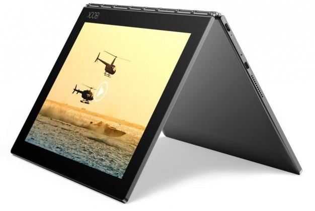 Android Lenovo Yoga Book 10 ZA0V0027CZ, sivá