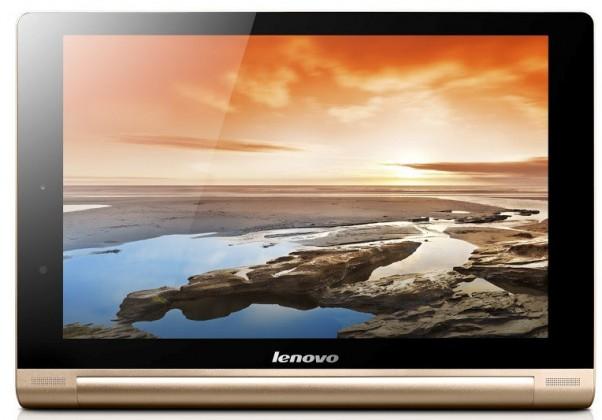 Android Lenovo Yoga Tablet 10 Full HD 32GB 3G zlatý