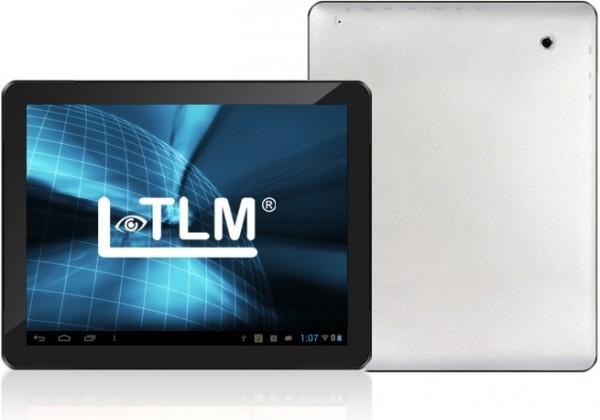 Android LTLM ID-K97 stříbrný ROZBALENO