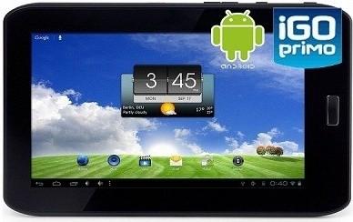 Android Navon Explorer 7 (TABD13111) čierny