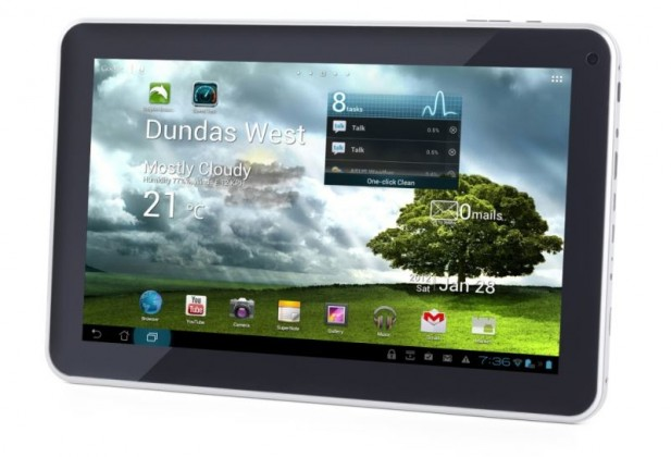 Android Navon Platinum 10 (TABF61041) čierny