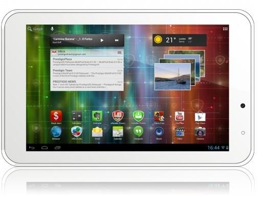 Android Prestigio MultiPad 2 Pro Duo 7.0 (PMP5670C) biely