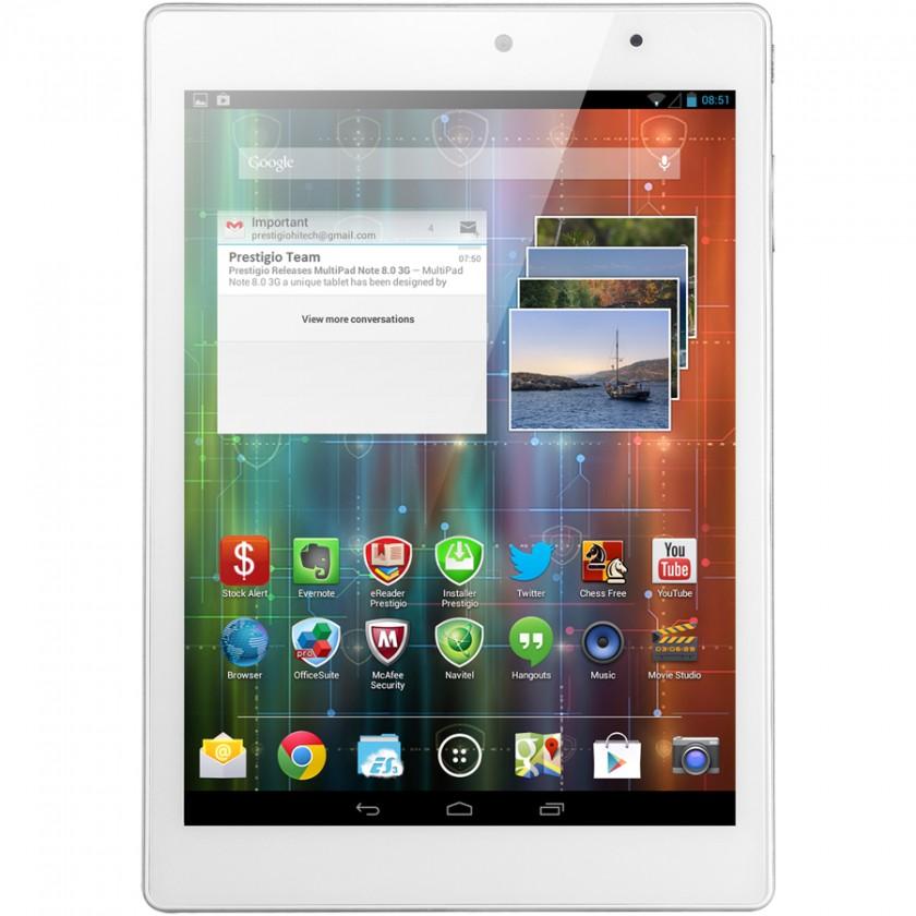 Android Prestigio MultiPad 4 Diamond 7.85 (PMP7079D) biely