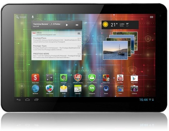 Android Prestigio MultiPad 4 Quantum 10.1 (PMP5101C) čierny