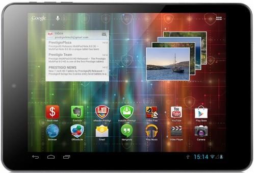 Android Prestigio MultiPad 4 Quantum 7.85 (PMP5785C) čierny