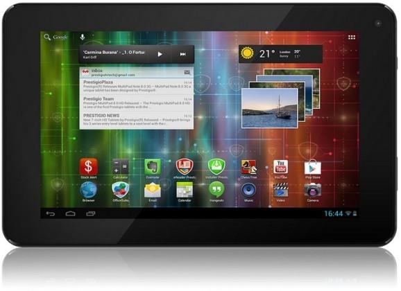 Android Prestigio MultiPad 7.0 HD+ (PMP3870C) čierny