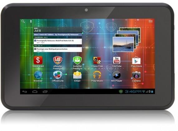 Android Prestigio Multipad 7.0 Prime Duo 3G (PMP7170B3G) čierny