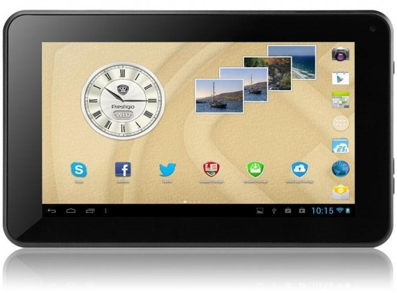 Android Prestigio MultiPad 7.0 Ultra+ (PMT3677) čierny