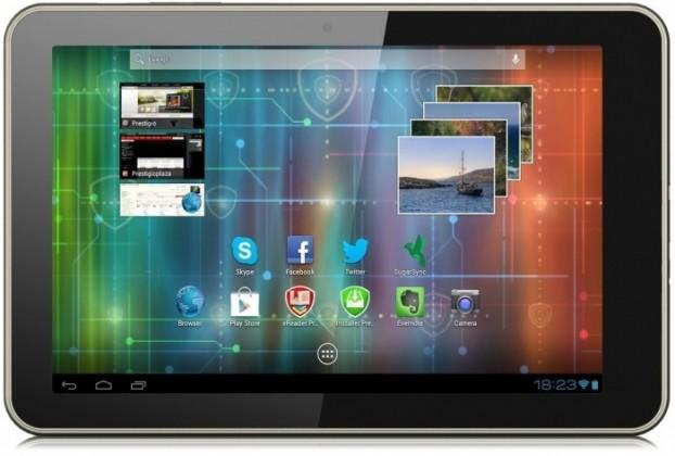 Android Prestigio MultiPad 8.0 HD (PMP5588C) černý ROZBALENO