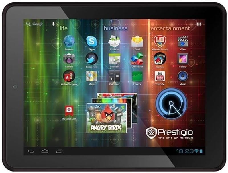 Android Prestigio MultiPad 8.0 Pro Duo (PMP5580C) čierny
