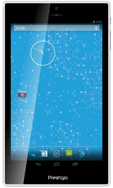 Android Prestigio MultiPad Color 8.0 3G (PMT5887) biely ROZBALENÉ