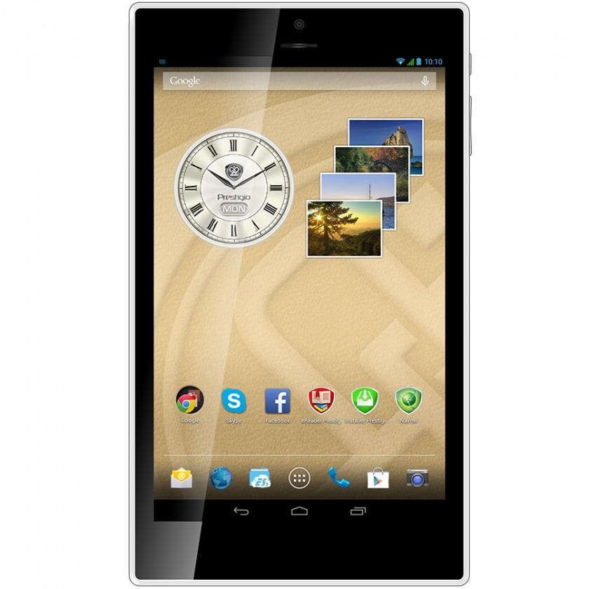 Android Prestigio MultiPad Color 8.0 3G (PMT5887) zelený
