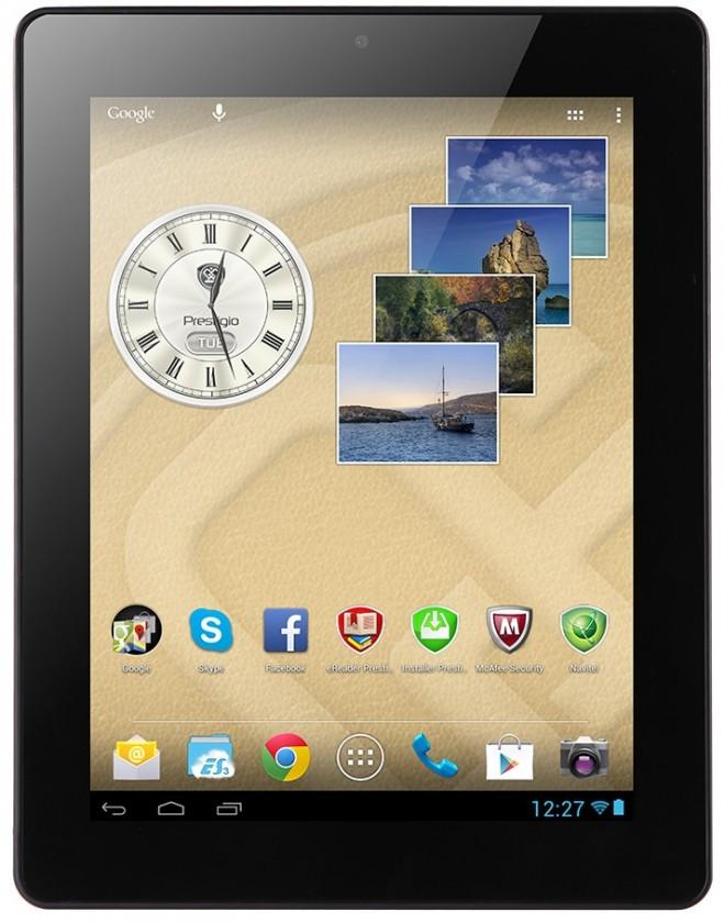 Android PRESTIGIO MultiPad PMT7287C3G, černý