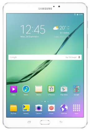 Android Samsung Galaxy Tab S 2 8.0 SM-T715NZKEXEZ, biela