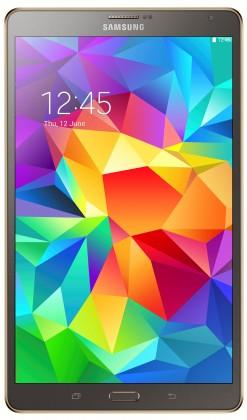 Android Samsung Galaxy Tab S 8.4, 16GB, Wifi, titanium - (SM-T700NTSAXEZ)