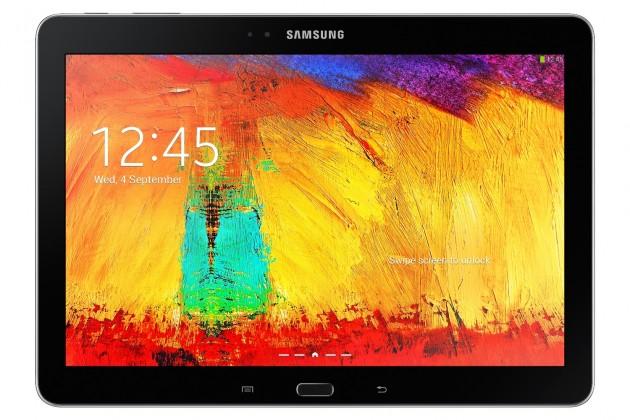 Android Samsung P6050 Galaxy Note 10.1 (2014 Edition) LTE, čierna - SM-P6